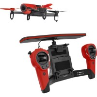 Parrot - Bebop Drone with Skycontroller - Red