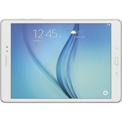 """Samsung - Galaxy Tab A - 9.7"""" - 16GB - White"""